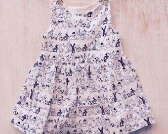 Pretty Bunny Dress