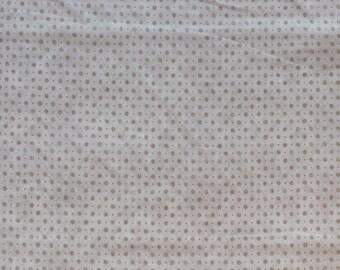 Fat quarter fabric quilt 45 x 55 cm grey Sun
