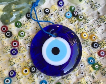 Glass Greek Komboloi Glass Evil Eye Beads Evil Eye