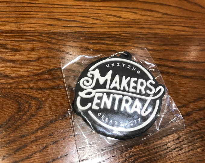 Makers Central Keyring