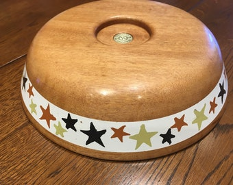 The Milliput Star Bowl