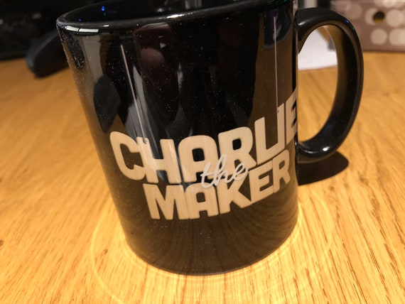 Charlie The Maker Mugs