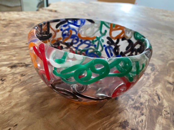 The Plastic Chain Bowl #022