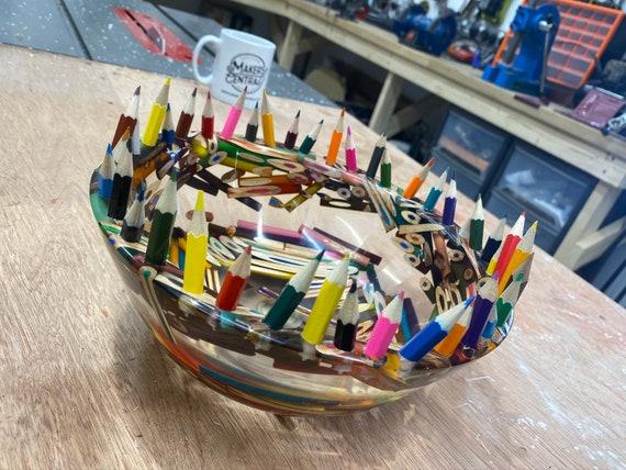 The Venus Trap Pencil Bowl #019
