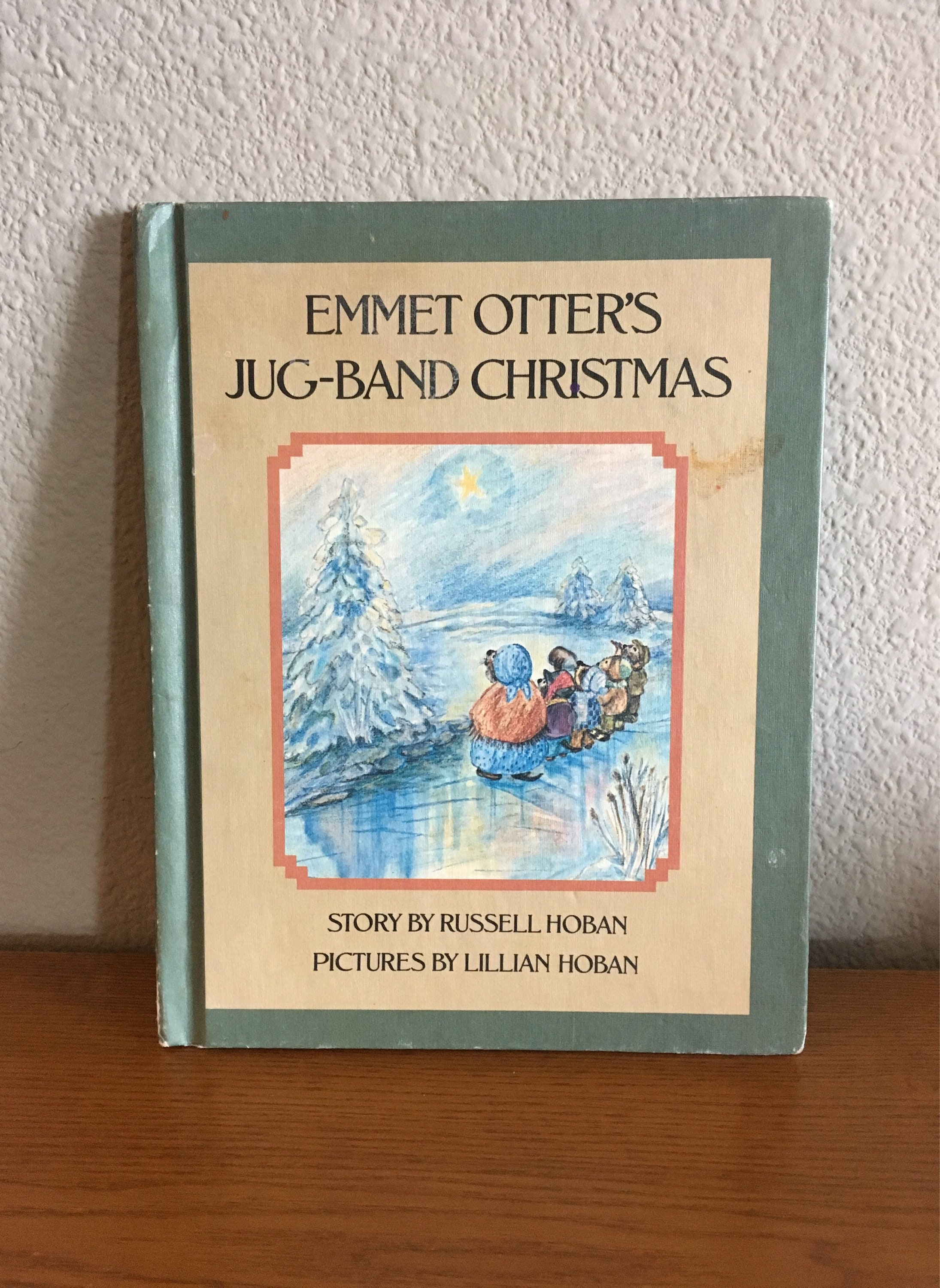 1971 Edition of Emmet Otter\'s Jug-Band Christmas by