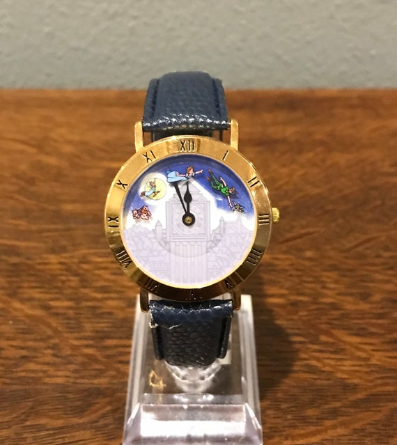 1990's Pedra Limited Edition Peter Pan Watch- Vin… - image 2