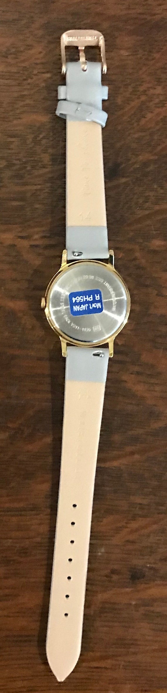 1991 Lorus Miss Piggy Watch- Vintage Women's Mupp… - image 8
