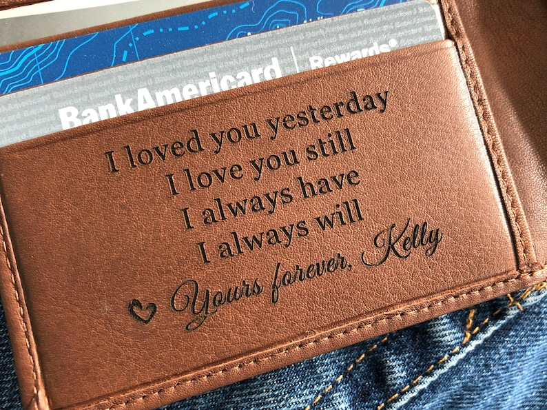 16c07366e9f4 3rd anniversary gifts for man Leather anniversary gift for
