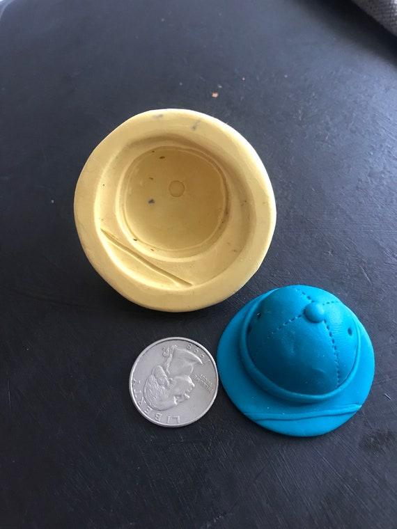 Safari Hat Mold 3 Pcs