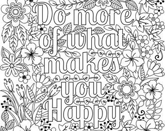throw kindness around like confetti coloring page for etsy
