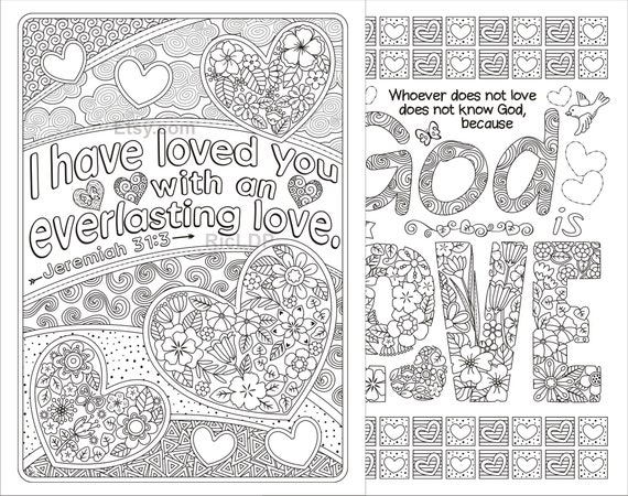 Staggering Bible Verse Coloring Pages Photo Inspirations ... | 450x570