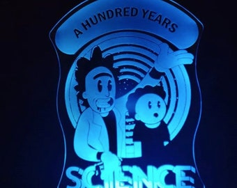 Hundred Years of Science