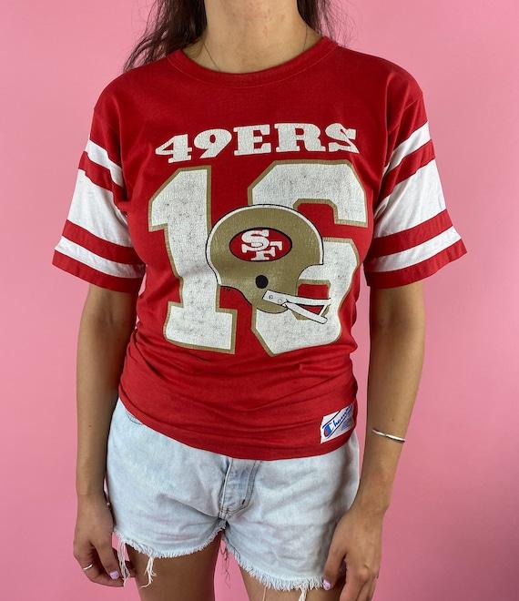 Vintage San Francisco 49ers Football Shirt