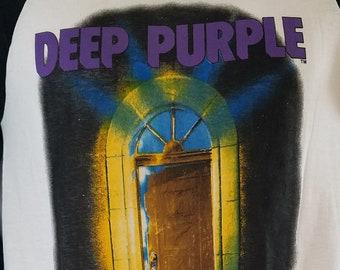 DEEP PURPLE *The House of Blue Light Tour 1987*  MINT-Rare-Large-Vintage-Original-Deadstock