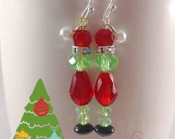 6ad703c8d Grinch Earrings, Dr. Seuss Earrings, Christmas Grinch Earrings, Christmas  Jewelry, Grinch Jewelry, Stocking Stuffers, Christmas Gift Ideas