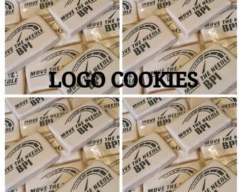 LOGO Decorated Sugar Cookies