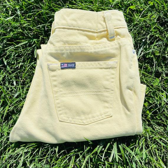 Vintage 90s Ralph Lauren polo jeans high waist str