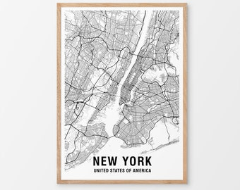 New York Subway Map Jumpers.New York Map Etsy