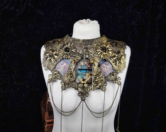 Stained glass Couture