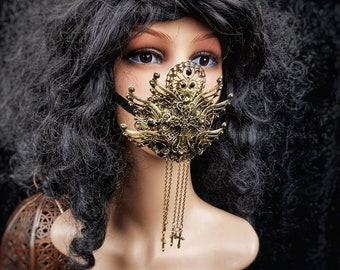 Jaw mask Couture