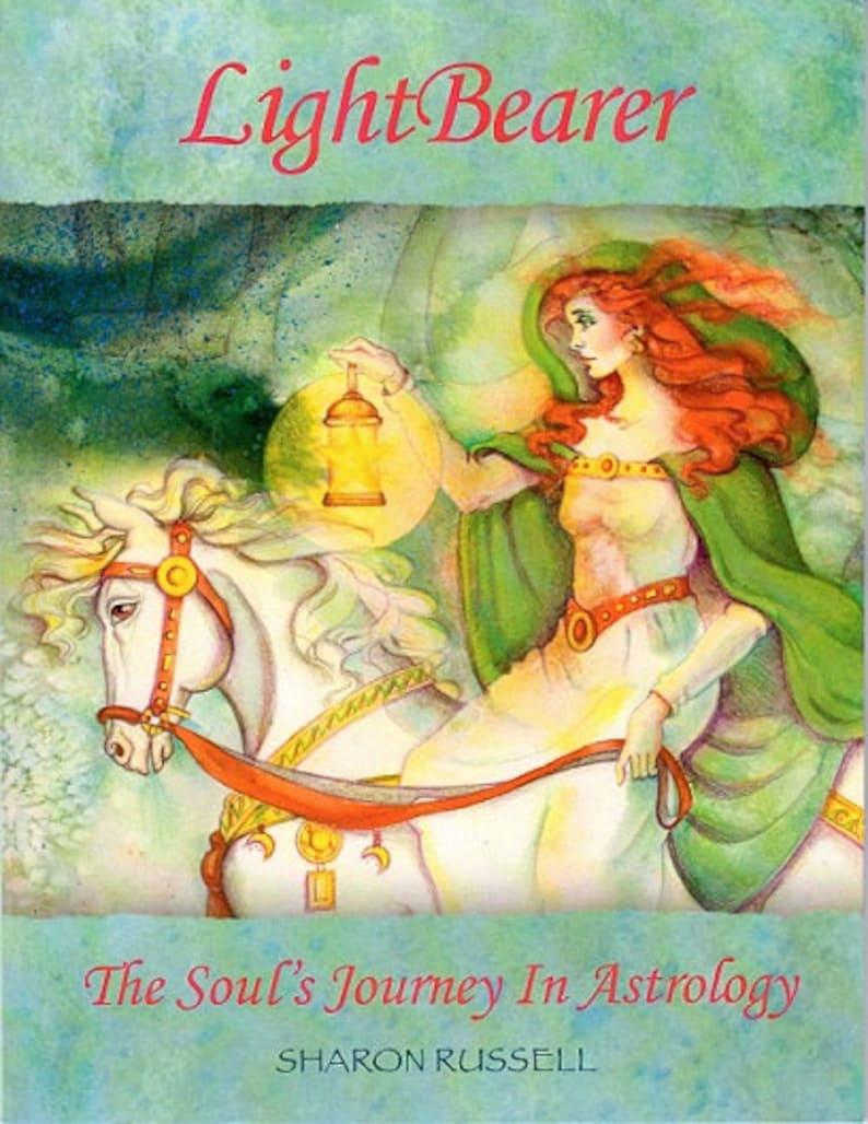 LIGHTBEARER ASTROLOGY BOOK image 0
