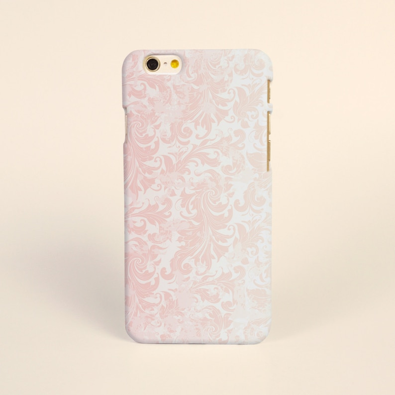 pink flower iphone 8 case