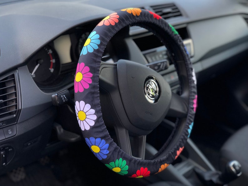 Bright Steering Wheel Cover Car Accessories Birthday Gift