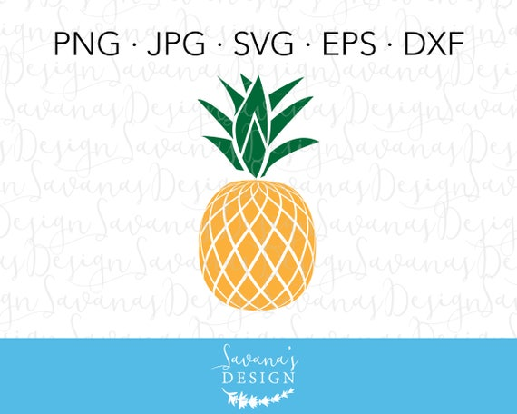 Pineapple Svg Pineapple Clipart Summer Svg Vacay Mode Svg