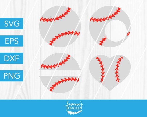 Baseball Svg Baseball Mom Svg Split Monogram Svg Round Monogram Svg Monogram Frame Svg Sport Svg Baseball Clipart Baseball Heart Svg By Savanasdesign Catch My Party