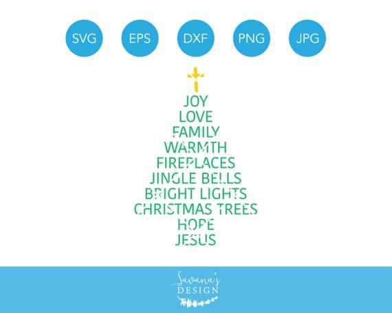 Christmas Subway Art Svg.Christmas Tree Svg Christmas Words Svg Christmas Sayings