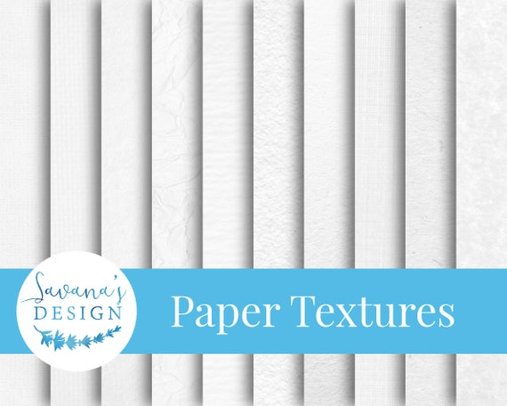 white digital textured paper paper backgrounds for digital etsy