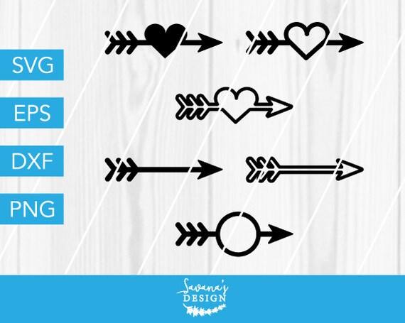 Heart Arrows Svg Svg Bundle Valentines Svg Valentine Dxf Love Cut File Silhouette Studio Cricut Design Svg File Svg Element Svg By Savanasdesign Catch My Party