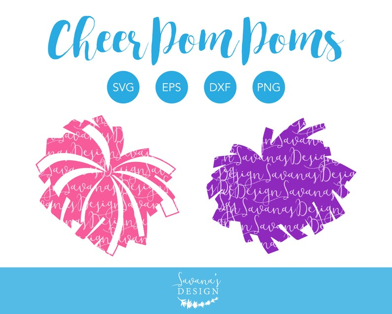 Pom Pom SVG Pom Pom SVG File Pom Pom Svg Pom Pom Clipart image 0