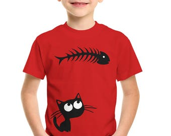 Catfish T-Shirt for Kids