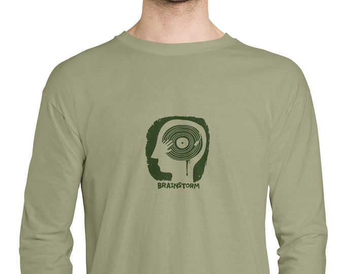 Brainstorm Long Sleeve T-Shirt