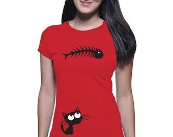 Catfish T-Shirt for Women