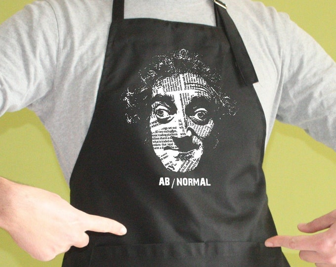 AbNormal Apron with pockets