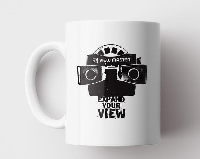 Expand Your View Mug