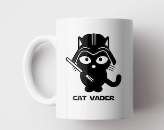 Cat Vader  Mug