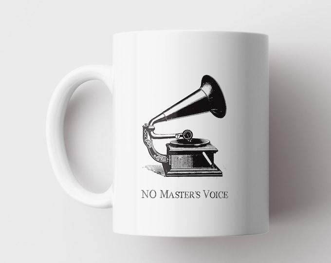 No Master's Voice Mug