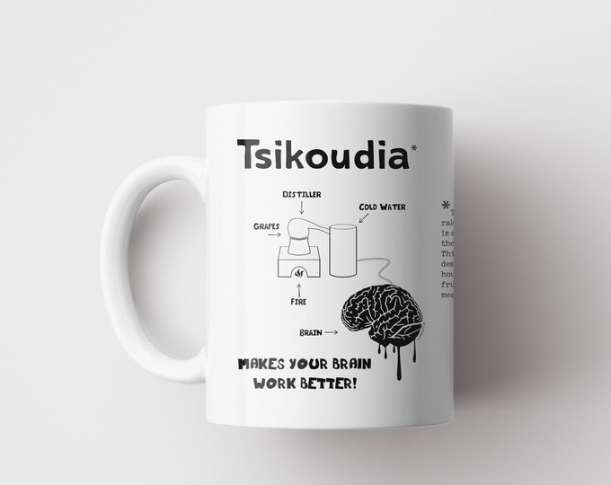 Tsikoudia Mug
