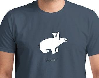 Bipolar T-shirt, Unisex