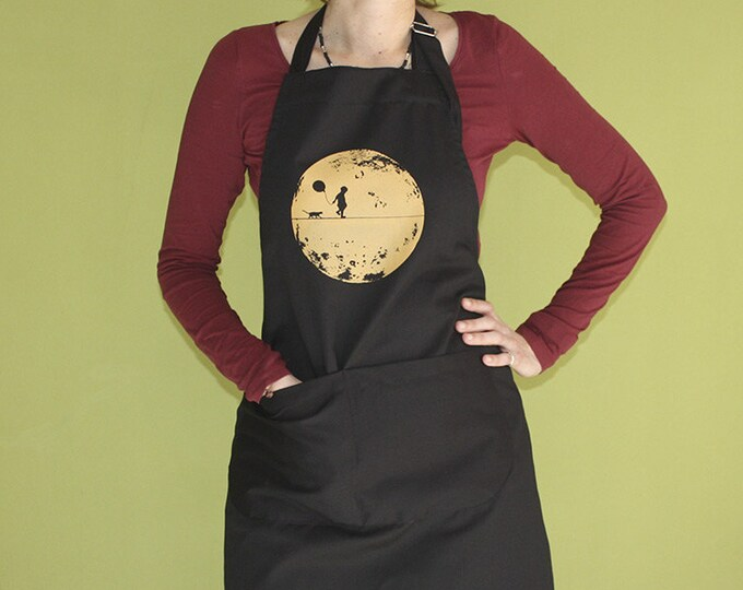 Moonchild Apron with pockets