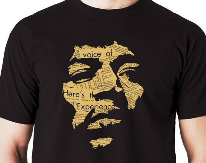 Jimi Hendrix T-Shirt, Unisex