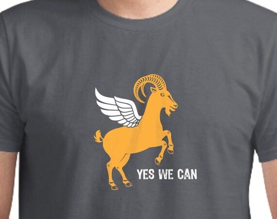 Cretan Unicorn T-Shirt, Unisex