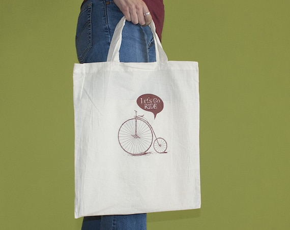 Velo Tote Bag, Short Handles