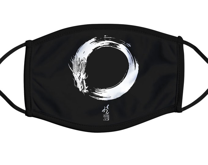 Enso Dragon Face Mask