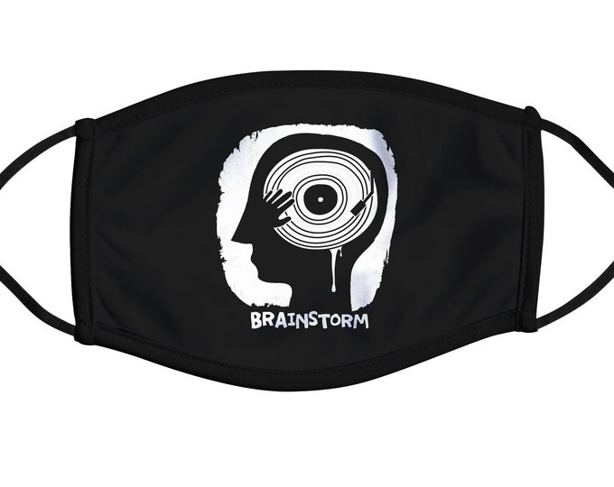 Brainstorm Face mask