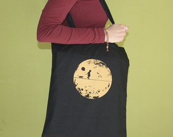 Moonchild Tote Bag, Long Handles