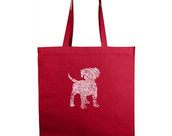 Puppy Shopping/Tote Bag